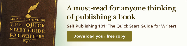 Self-Publishing 101: Download your free guide