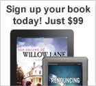 Signup your book today! Just $99