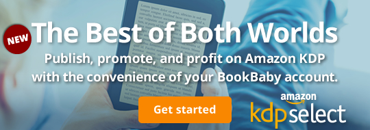 The best of both worlds: Publish, promote, and profit on Amazon KDP with the convenience of your BookBaby account.