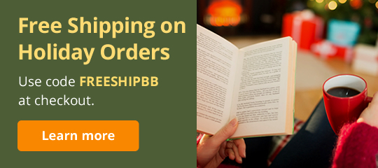 Free Shipping on Holiday Orders: Use code FREESHIPBB at checkout.
