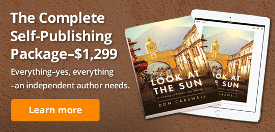 The Complete Self-Publishing Package—$1,299