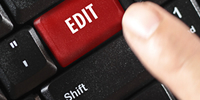 Improve your writing: Become a demanding self-editor
