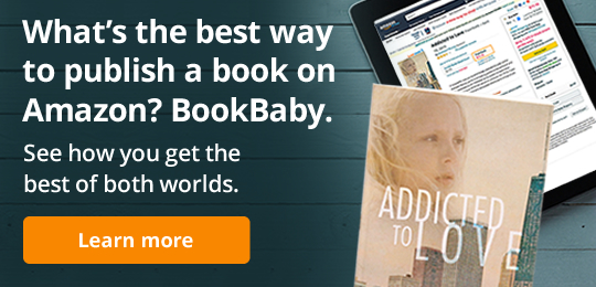 What's the best way to publish a book on Amazon? BookBaby.