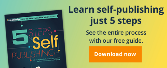 Learn self-publishing just 5 steps See the entire process with our free guide.
