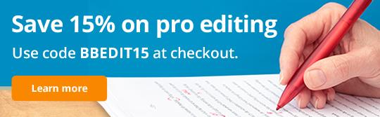 Save 15% on pro editing. Use code BBEDIT15 at checkout.