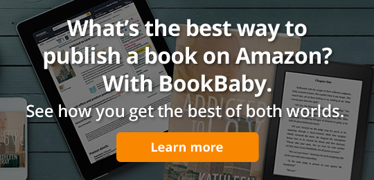 What's the best way to publish on Amazon? With BookBaby. See how you get the best of both worlds.