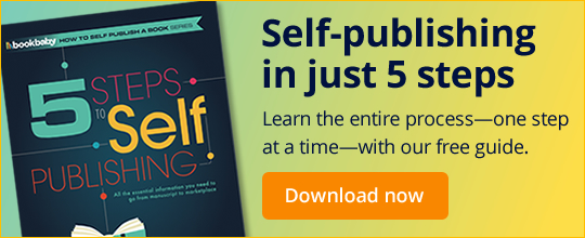 Self-publishing in just 5 steps. Learn the entire process—one step at a time—with our free guide.