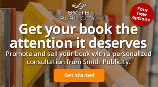 Get your book the attention it deserves. Promote and sell your book with a personalized consultation from Smith Publicity.