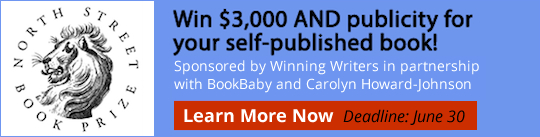 Win $3,000 and publicity for your self-published book!