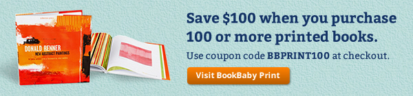 Save $100 when you purchase 100 or more printed books. Use coupon code BBPRINT100 at checkout.