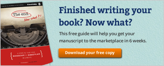 Finished writing your book? Now what? This free guide will help you get your manuscript to the marketplace in 6 weeks.