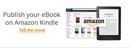 Publish your eBook on Amazon Kindle