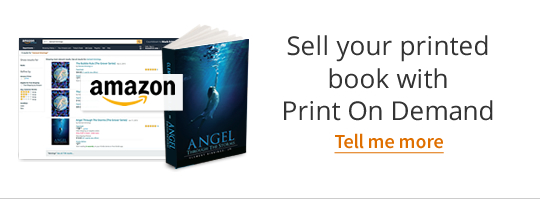 Sell your printed book with Print On Demand