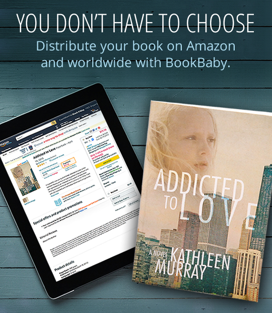 You don't have to choose. Distribute your book on Amazon and worldwide with BookBaby.