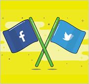 Twitter X Facebook: Qual é melhor para músicos?