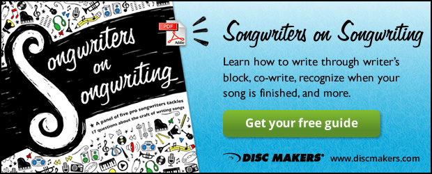Professional songwriters offer advice on how to write a great song
