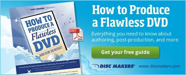 Learn How to Produce a Flawless DVD