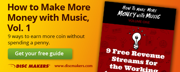 How to make more money with music, vol. 1