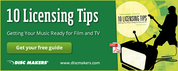 Get Your  Music Ready for Film and TV