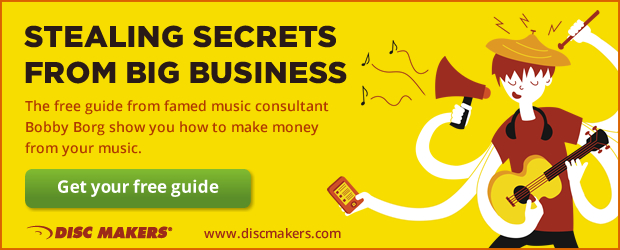 3 Steps To Get Your Songs In Music Libraries | Disc Makers Blog