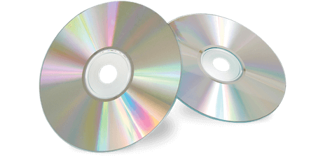 Blank DVDs and Blu-ray Discs