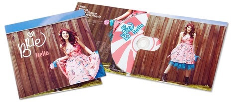Custom CD packages