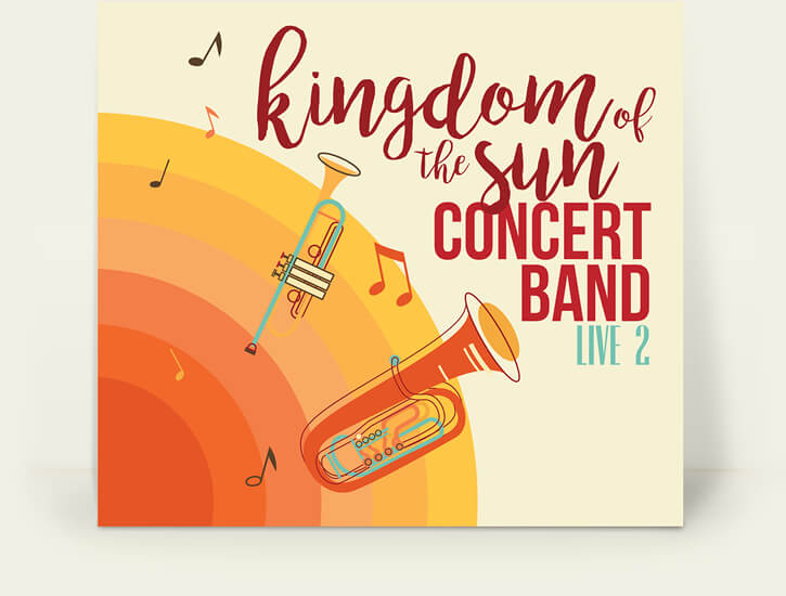 The Kingdom of the Sun Concert Band
