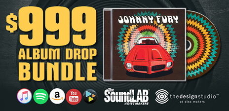 Limited time offer! The $999 Album Drop Bundle