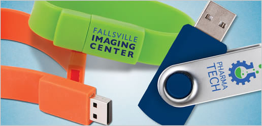 We've lowered our pricing on USB Drives