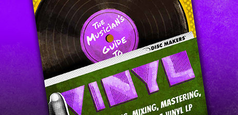 New! The Musician's Guide to Vinyl