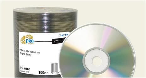 FalconPro Silver CD-Rs