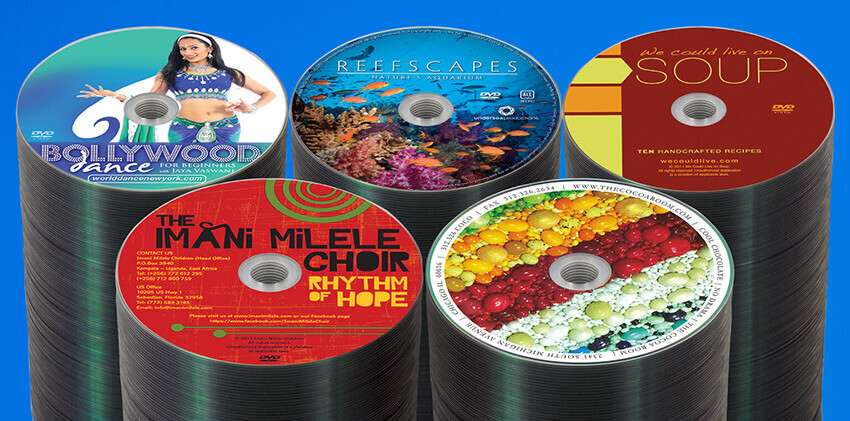 Bulk CD duplication