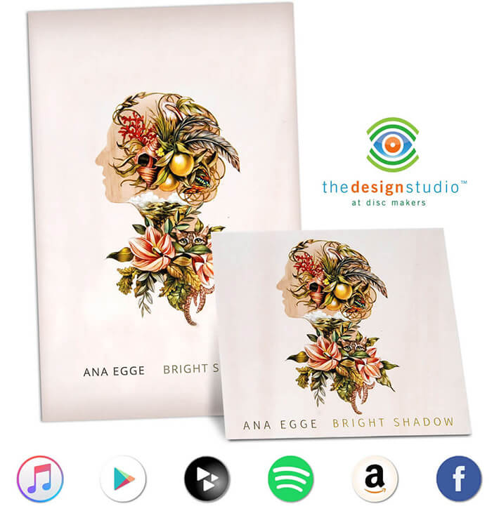 CD jacket bundle