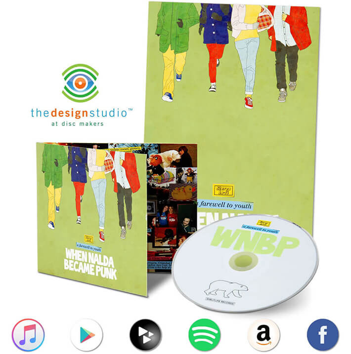 CD wallet bundle