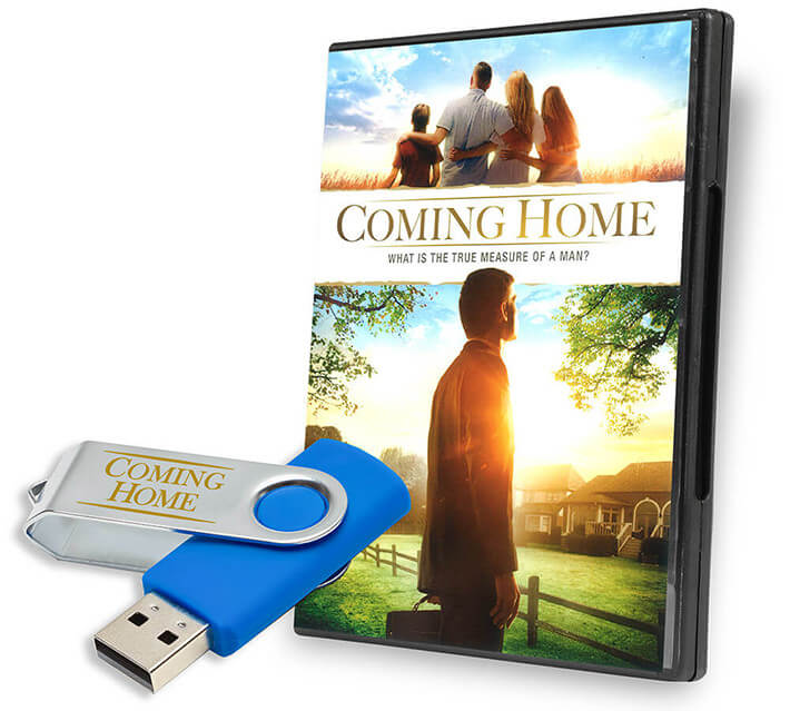 The USB + DVD Bundle