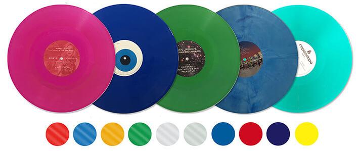 Vinyl Record Pressing Custom Vinyl Records Vinyl