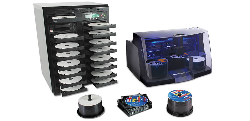 Professional CD/DVD Duplicator