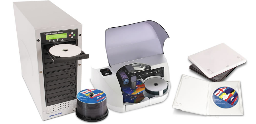 DVD Duplicator Bundle