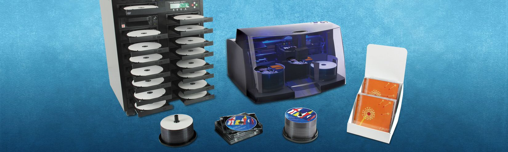 CD DVD Duplicator Bundles