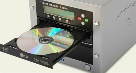 Manual Blu-ray Duplicators