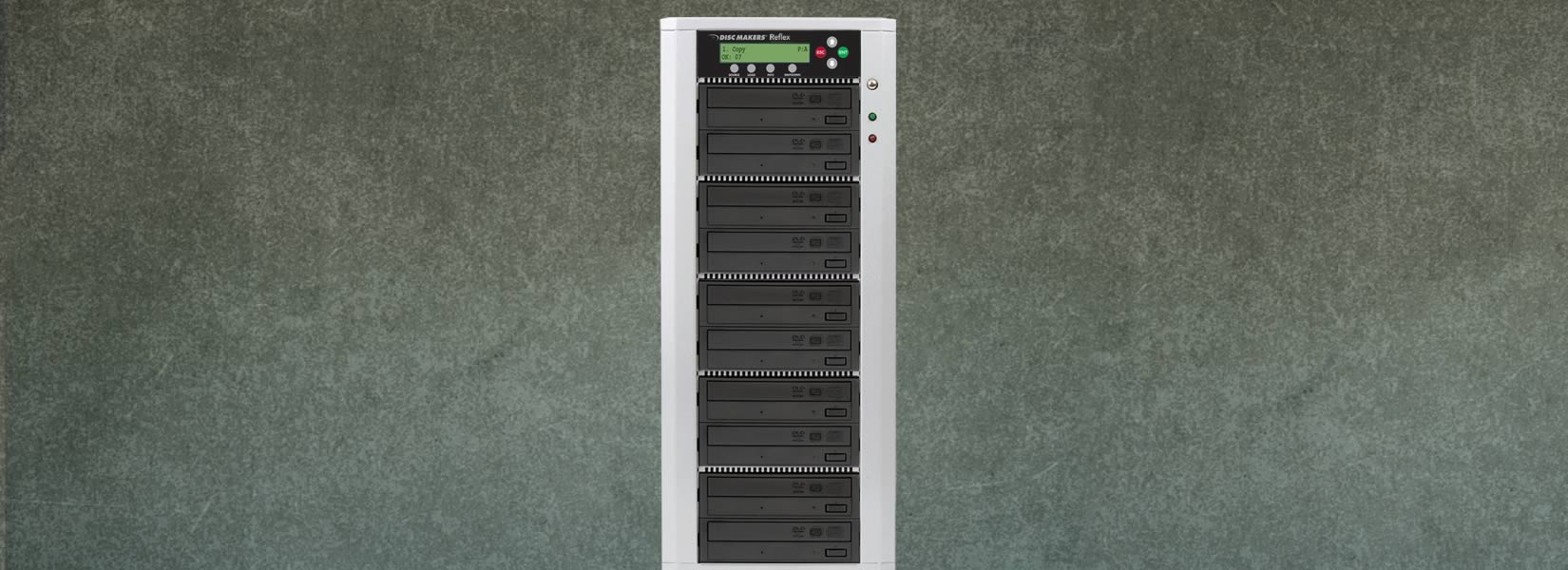 1 to 10 CD Duplicator