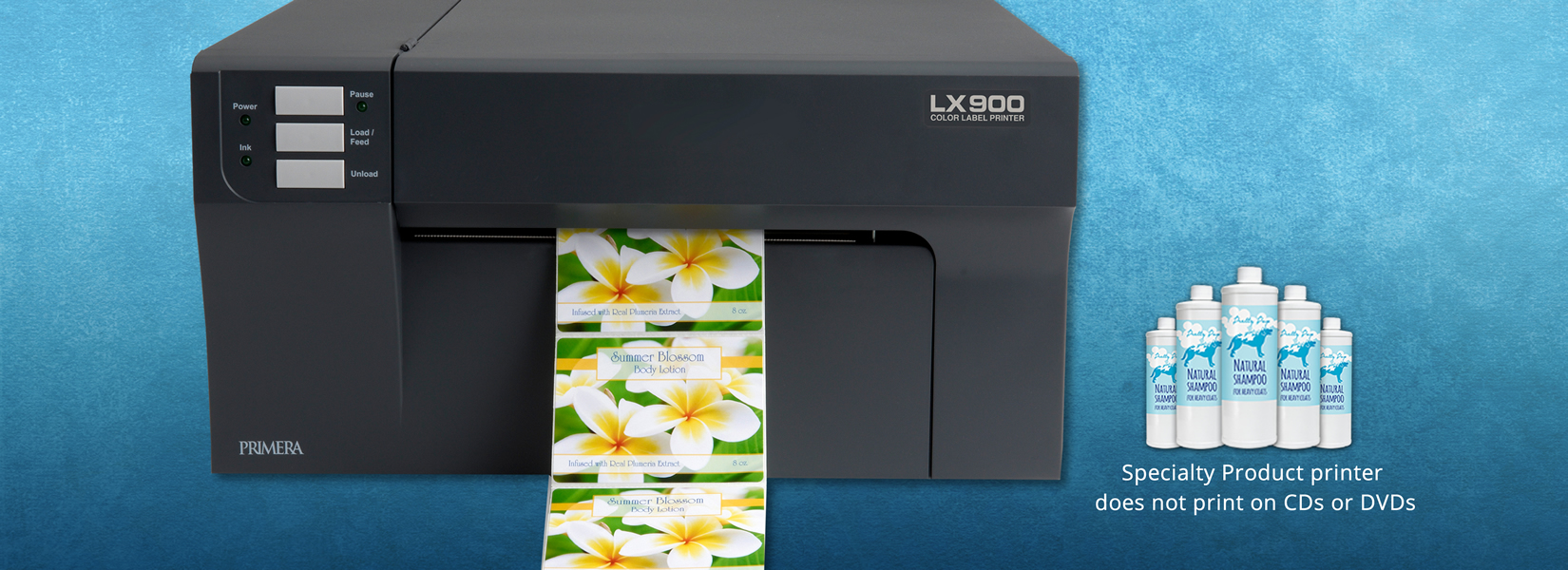 LX900 Color Label Printer