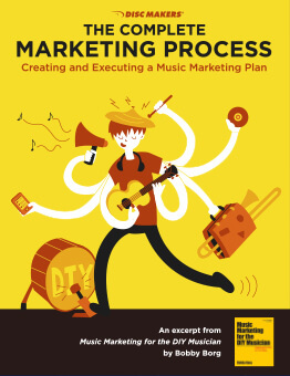 The Complete Marketing Process