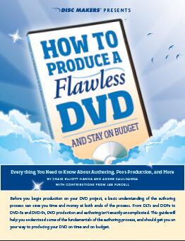 How to Produce a Flawless DVD