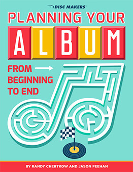 Planning Your CD Album from Beginning to End