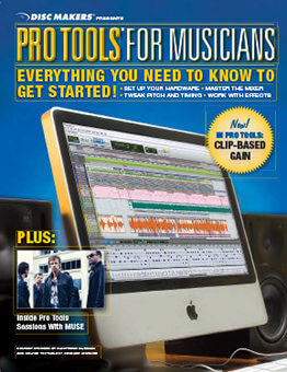 Pro Tools How-To guide for musicians