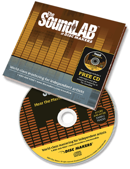 SoundLAB CD Sampler: Hear the Mastering Difference