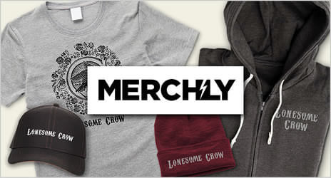 Custom merch from Merchly