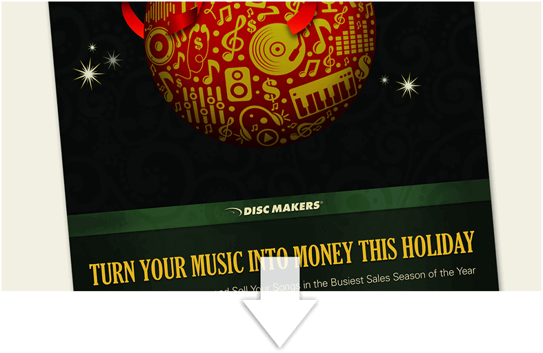 Turn Your Music Into Money This Holiday