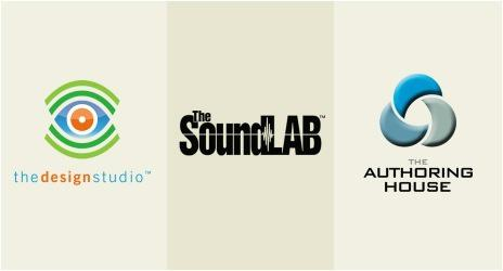 Creative Services for audio mastering, DVD authoring and CD package design